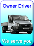 Commercial recovery - Owner driver 020 8594 5637